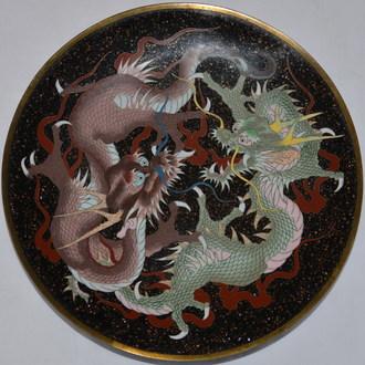 """Блюдо """"Драконы"""". Япония"""