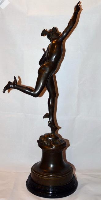 """Скульптура """"Меркурий"""""""